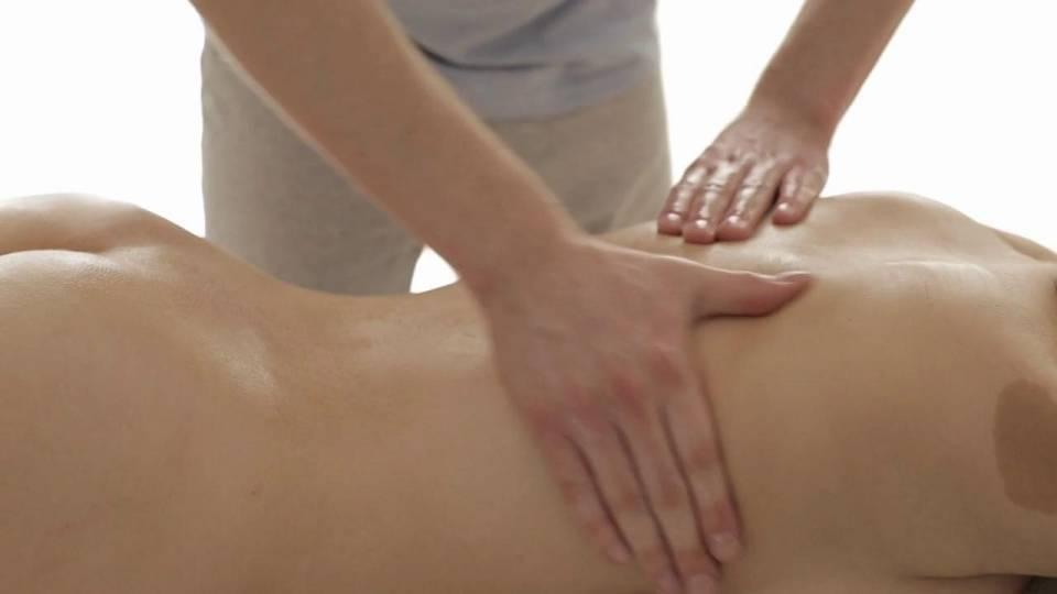 Секс, как лучшее дополнение к массажу