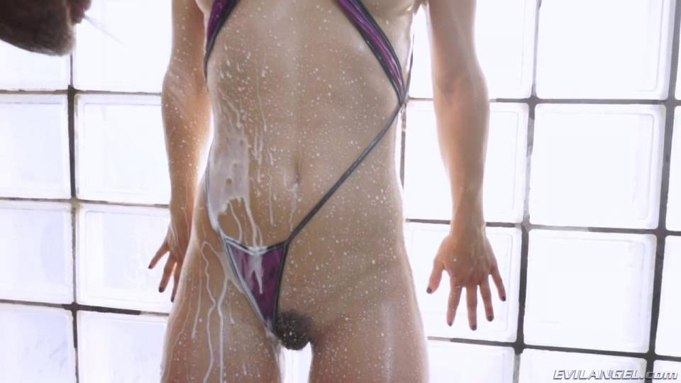 Секс после душа с проституткой