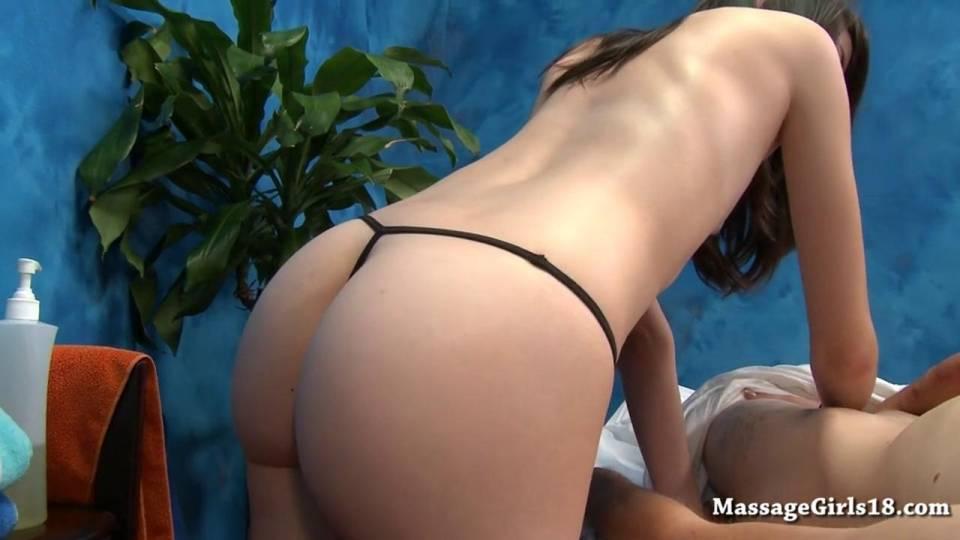 Незабываемый секс после массажа